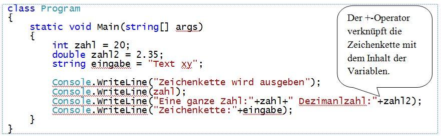 C#_Ausgabe_Konsole